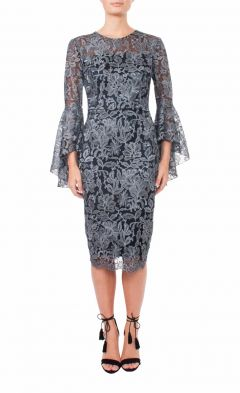 graphite Anthea Crawford dress
