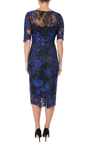 Anthea Crawford Azure lace  mother of the bride or groom