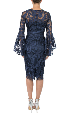 Anthea Crawford Slate  lace  mother of the bride or groom